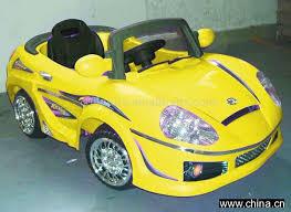 خرید اینترنتی ماشین شارژی زرد
