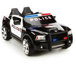ماشین شارژی پلیس
