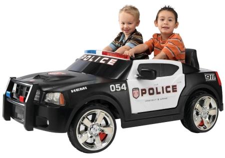 فروش ارزان ماشین شارژی پلیس