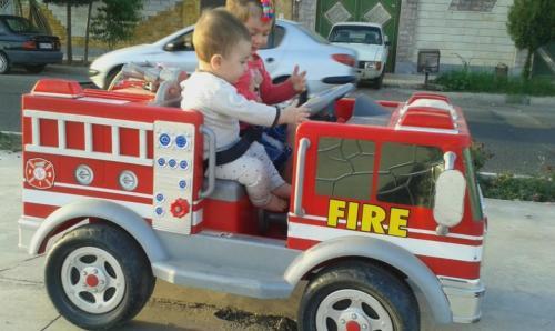 پرفروش ترین ماشین شارژی آتش نشانی