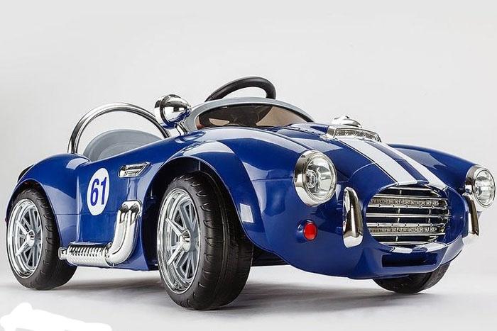 جدیدترین ماشین شارژی کلاسیک زیبا
