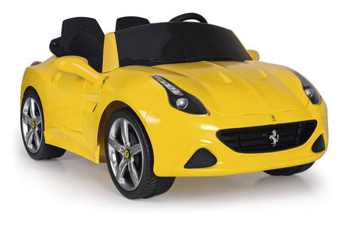 مشاوره فروش ماشین شارژی پسرانه زرد