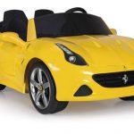 خرید عمده ماشین شارژی پسرانه زرد