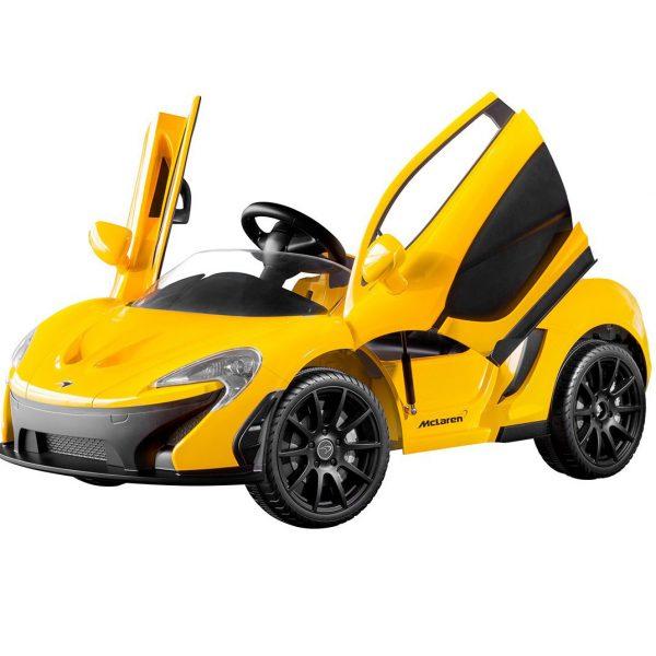 قیمت خرید ماشین شارژی پسرانه زرد