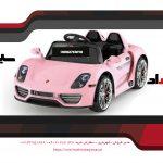 تولید جدیدترین ماشین شارژی دخترانه