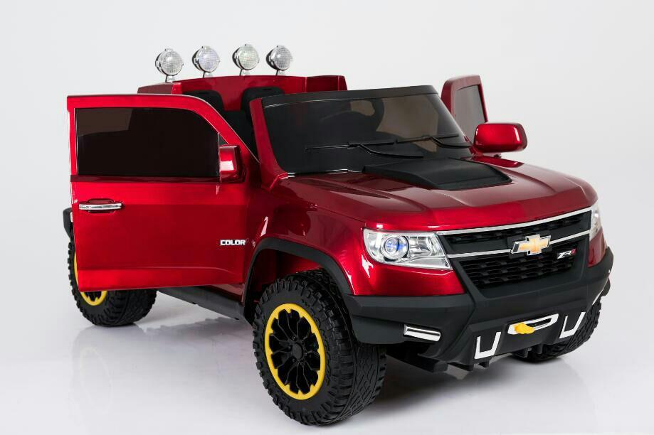 ماشین شارژی قرمز