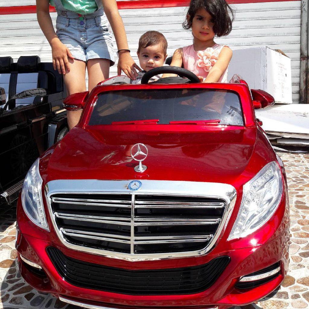 ماشین شارژی مدل 2015