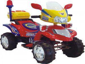 موتور شارژی چهارچرخ کودک