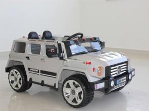 ماشین شارژی جیپ دو نفره