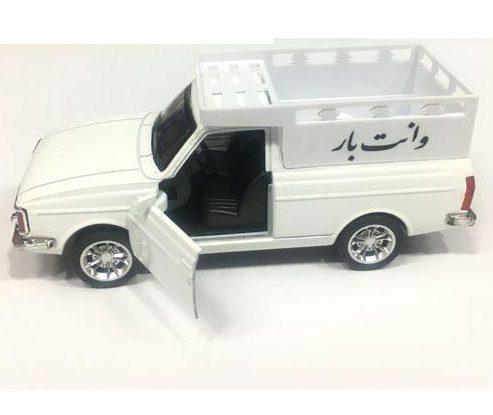 ماکت ماشین ایرانی