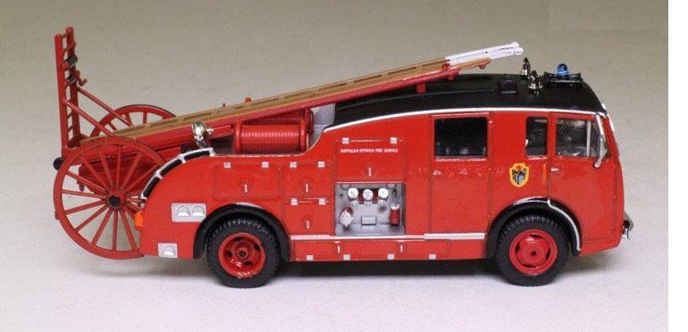 ماکت ماشین آتش نشانی