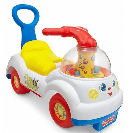 ماشین اسباب بازی چرخدار