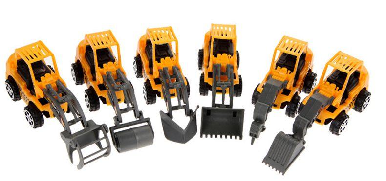 فروش ماکت فلزی ماشینهای راهسازی